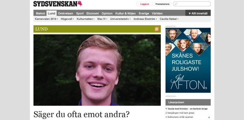 Säger du ofta emot andra_ - Lund - Sydsvenskan-Nyheter Dygnet Runt - 2013-10-09_23.15.37